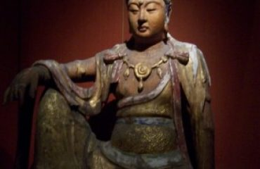 luxury in china - an old chinese sculpture
